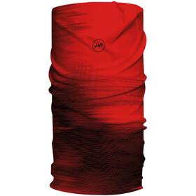 HAD Next Level Pañuelo Tubo, rojo/negro